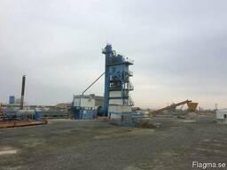 Б/у асфальтовый завод Benninghoven 200 тонн в час - фото 2