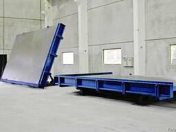 Б/у оборудование для производства панелей - фото 2