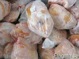 Frozen whole chicken and feet - photo 1