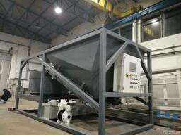Мобильный асфальтобетонный завод 10-12 м3 в час - фото 2
