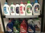 Washing powder and washing gel from the manufacturer - photo 4