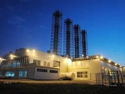 Б/У ГПД энергостанция WARTSILA 58,38 МВт (Финляндия) 2010 г. в.