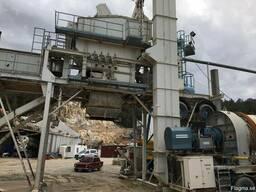 Б/у мобильный асфальтовый завод 160 тонн/час Benninghoven - фото 3