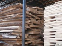 Board oak, beech, ash of those. drying 8-10% moisture - photo 1