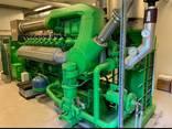 Газопоршневой двигатель Jenbacher J416, 2007 г. в. - фото 2