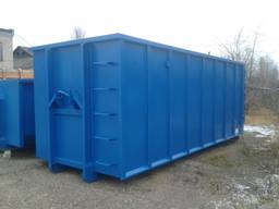 Dumpers, Krok Containers, Hook lift containers