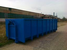 Hook lift Containers, Krok, Dumpers,