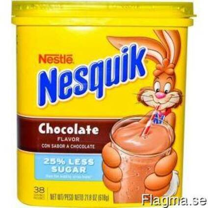 Nesquik chocolate powder