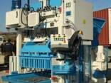 Оборудование по производству бетонных блоков. - фото 1