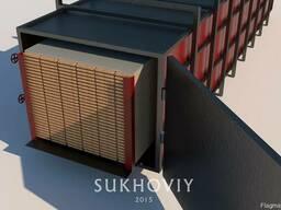"""Пресс вакуумная сушильная камера для дерева """"Sukhoviy Vac 3"""" - фото 6"""