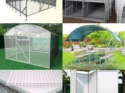 Produktion och försäljning av växthus