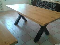 Tables of oak - photo 2