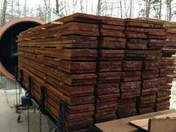 Thermally treated wood - фото 1