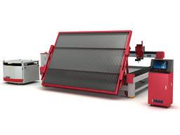 Специальный станок с ЧПУ для водоструйной резки для резки ст