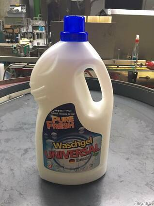 Washing powder and washing gel from the manufacturer