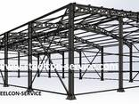 Welded steel construction, subcontract works - photo 4