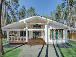 Wooden Houses Kit from Glued Laminated Timber Buy a Home - photo 1