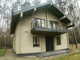 Wooden Houses Kit from Glued Laminated Timber Buy a Home - photo 2