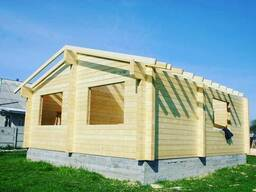 Wooden Houses Kit from Glued Laminated Timber Buy a Home - photo 6