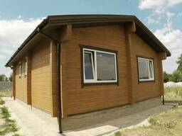Wooden Houses Kit from Glued Laminated Timber Buy a Home - photo 7